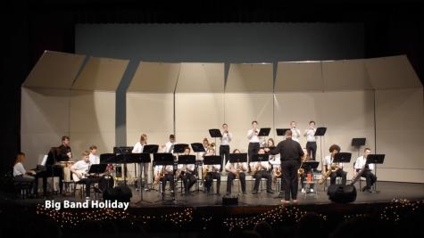 VIDEO: Fall Jazz Concert