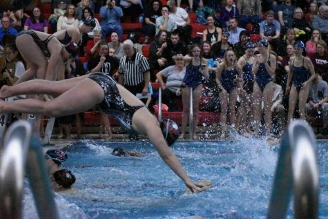 PHOTO: EHS vs CT Girls Swim Meet (Jan. 16, 2020)