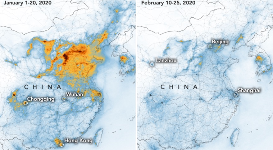 Impact+of+the+drop+in+pollution+in+China+as+shown+from+Satellites%2C+Image+Courtesy+of+NASA.