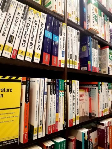 A.P. practice books, among other hard-copy, paper resources, can still be useful.