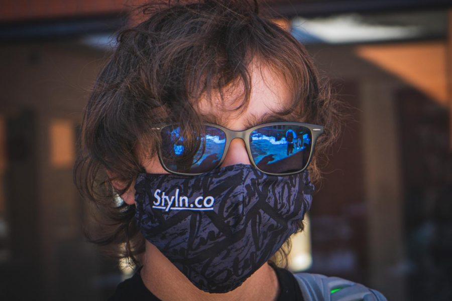 I picked my mask up off Styln company because I really like the brand because it has to do with cars!