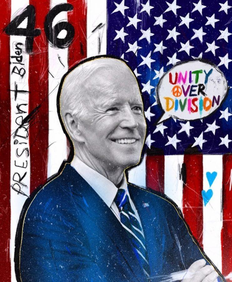 Joe Biden: the 46th President of the United States of America