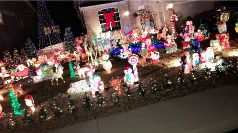 Although the holidays will look a lot different this year because of the covid pandemic, this local family decorates their home, continuing their holiday traditions.