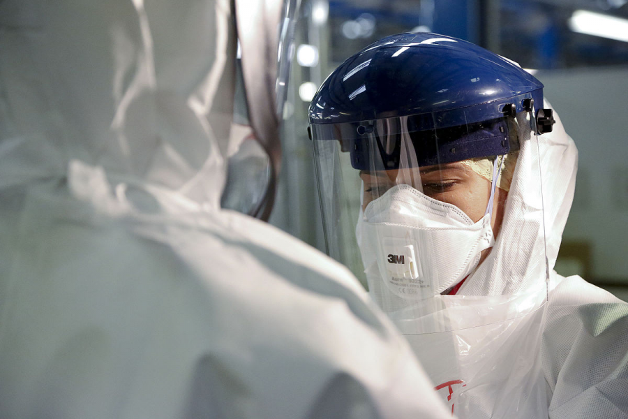 Personal Protective Equipment (PPE) is important for the safety of many of the frontline workers. Unfortunately, many places are experiencing a shortage of PPE.