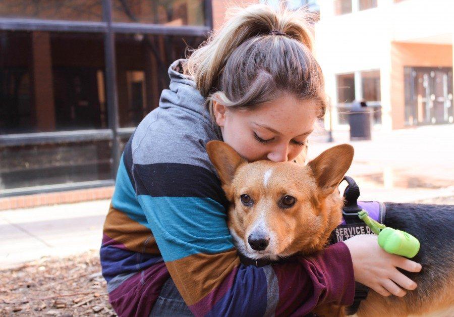 Furry Friends Joins EHS Halls