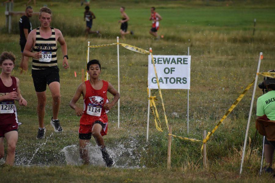 PHOTOS: Boy's Cross Country Team