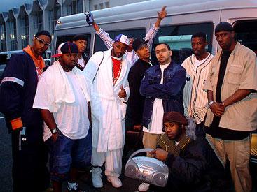 Wu-Tang Clan: An American Saga Airs on Hulu