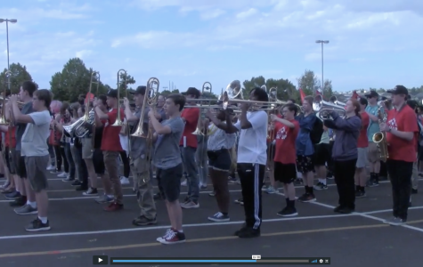 VIDEO: Marching Band – Behind the Scenes