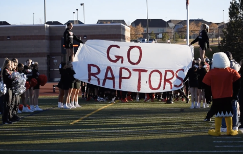 VIDEO: Eaglecrest vs Legacy First Round Playoff Game