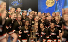 VIDEO: Raptor Cheer's First National Title