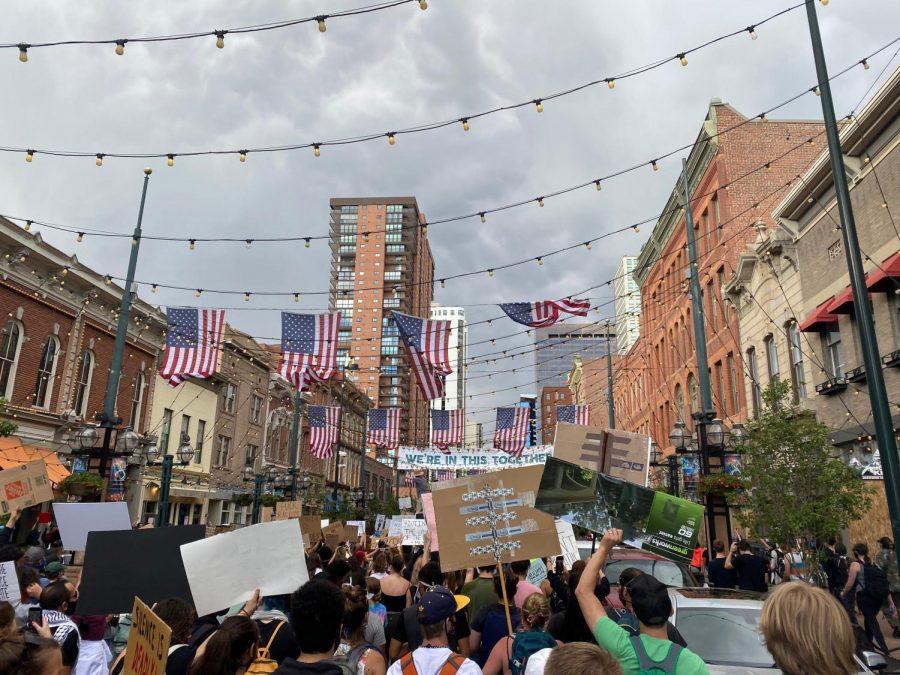 Protesters+in+Denver.