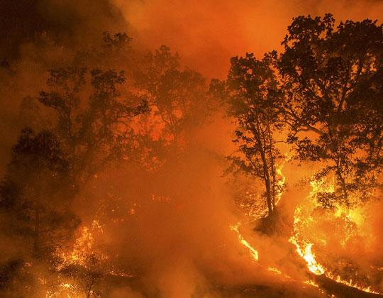 Record-Breaking Wildfires Ravage Colorado