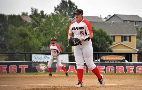 Alex Hendrian ready to pitch the ball.