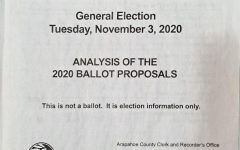 Election 2020: What's on Your Ballot?