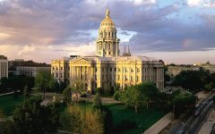 Colorado State Capitol located at 200 East Colfax Avenue in Denver. Image Courtesy of the Colorado Tourism Office.