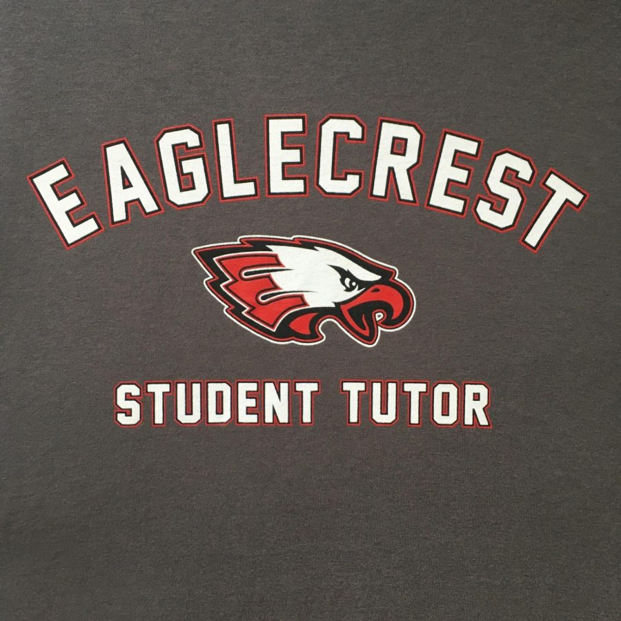 Eaglecrest Tutor Logo.