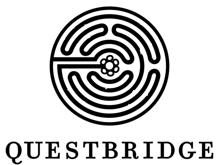 Questbrige's logo (The Raider Reader)
