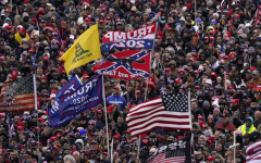 Supporters gather at a Trump rally near the White House on the morning of January 6th, 2021, many of whom later became part of the crowd that stormed the capitol. (AP Photo:Evan Vucci)