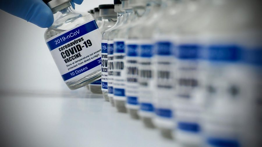 COVID-19 vaccine developed as the virus continues to spread and raise death tolls. (Frightwaves)