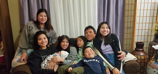 The Espejo family spending quality time together. (Madison Espejo)