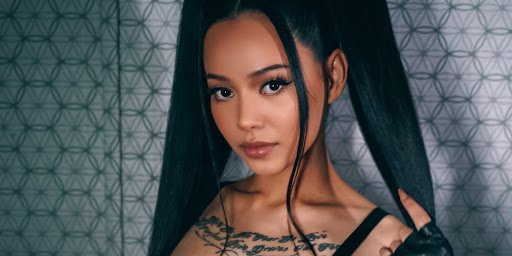Well-known influencer Bella Poarch recently released her first song. (Photo Credit- Press.)
